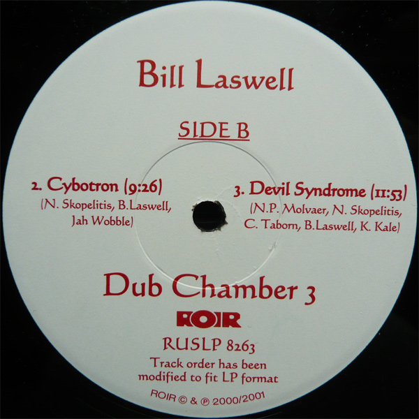 Bill Laswell Discography